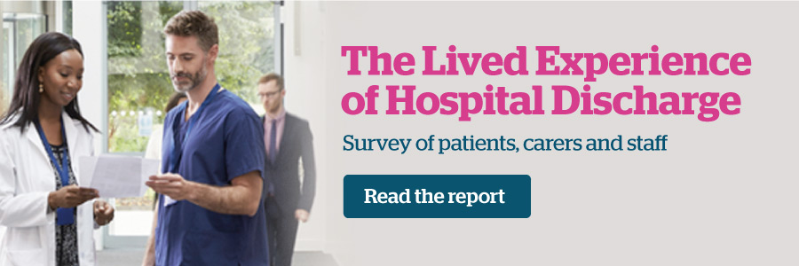 The Lived Experience  of Hospital Discharge
